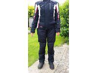 Ladies Halvarsson OUTLAST motorcycle jacket