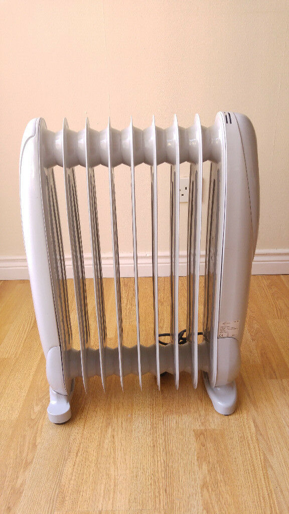 electric oil heater