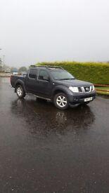 Nissan navara adventura