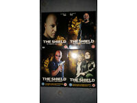 The Shield - DVD's
