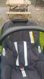 maxi cosi carbofix carseat and easybase 2