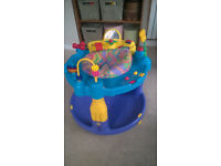 Baby stander / bouncer / walker / activity / play thing