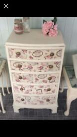FRENCH STYLE DRAWERS