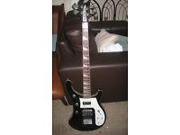 Bass Guitar Like Lemmy's