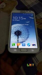 Samsung Galaxy Note 2, 16 GB, White Color, UNLOCKED, supports 64 GB SD Card, Used, BEST PRICE