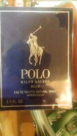 Polo Ralph Lauren Blue EDT 75ml