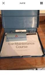 AA car Maintenece course