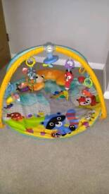 Fisher price forest friends play mat