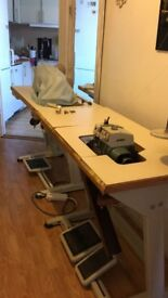 Sewing machine JUKI DDL-8700