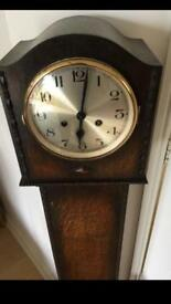Vintage grand mother clock