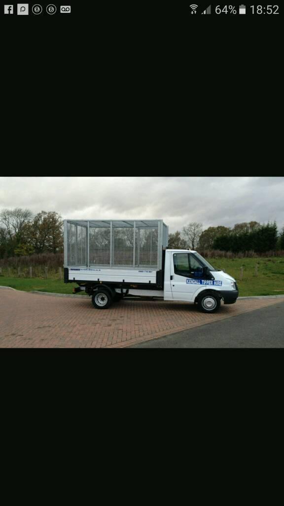 Cheaper rubbish removals
