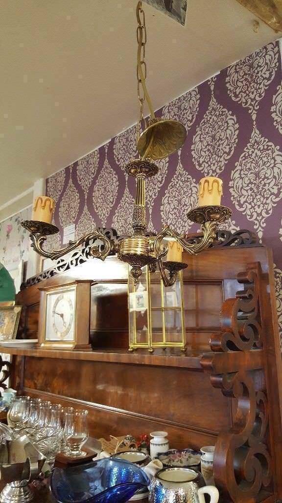 3 Light Chandelier | in Bearsden, Glasgow | Gumtree