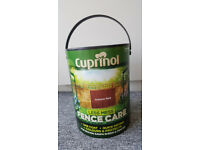 Cuprinol Less Mess Fence Care
