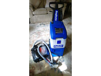 Rug Doctor Mighty Pro X3 Carpet Cleaner Machine with Upholstery/stairs hose.