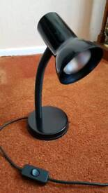 Desk lamp. In excellent condition and working order.