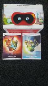 View master starter pack with two experience packs
