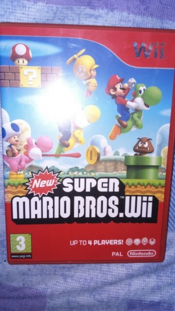 NEW SUPER MARIO BROS WII GAME | in Cannock, Staffordshire | Gumtree