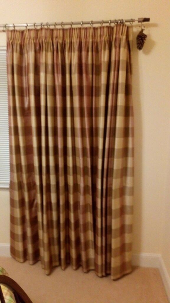 Lounge Dining Room Curtains 2