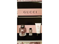 BNIB - Gucci Flora 50ml gift set