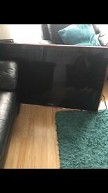 Samsung led flat screen 50inch tv
