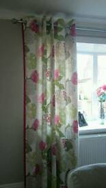 Next fully lined heavy curtains