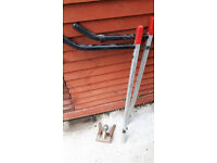 BICYCLE RACK (USED) FOR CAR ��50-----FOR USE ON CAR - ��50 ONLY