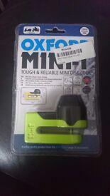 Oxford Mini-T Disc Lock