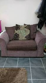 Love seat sofa chair