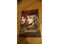 RICHELLE MEAD - BLOODLINES PAPERBACK BOOK