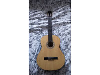 Elevation Classical Guitar with Soft Case and Accessories