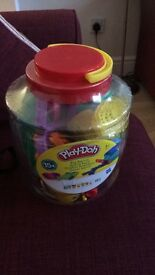 Playdough bucket
