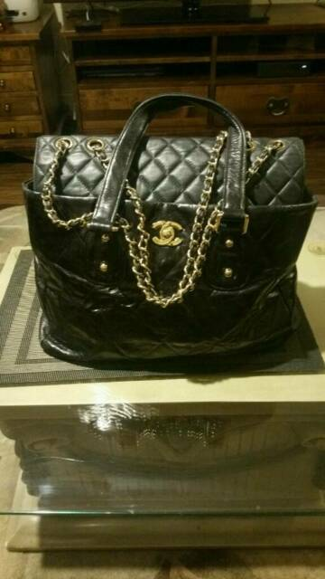 5e54a2d5fb6d4 CHANEL BAG TOTE XL/sorry this bag is SOLD | in West Midlands ...