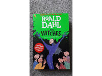 ROALD DAHL THE WITCHES BOOK