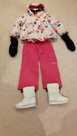 Kids ski gear bundle age 6