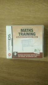 Nintendo DS maths training game
