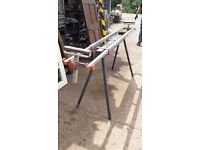 Portable Saw Bench Stand