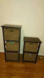 Drawer Storage Units