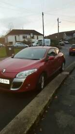 Renault megane 1.5 dci expression low milage and tax 60 reg new shape