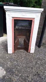 Cast Iron Fireplace Insert - Make an offer
