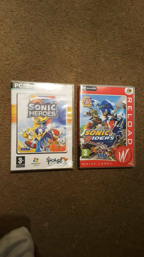 Pc Games Sonic