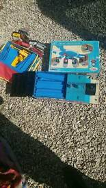THOMAS THE TANK ENGINE TRAIN SET AND ACCESSORIES