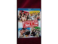 American Pie Box Set (4 x DVD Blu Ray)