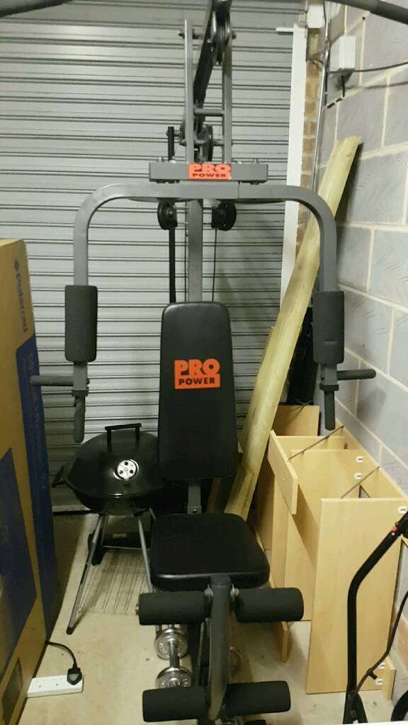 Pro Power Multi Gym In North Shields Tyne And Wear