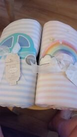 New baby blankets