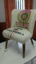 SOLD Trendy chair