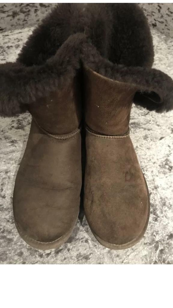 677fe1bf8da Ugg boots brown size 6.5 . | in Eastbourne, East Sussex | Gumtree