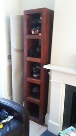 Mango wood shelf