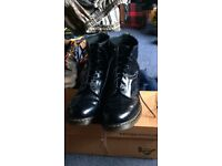 MENS NEW DOC MARTIN BOOTS SIZE 15 £30