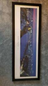 Framed Panoramic Pictures