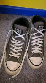Converse All-Star Mid-top shoes size 8